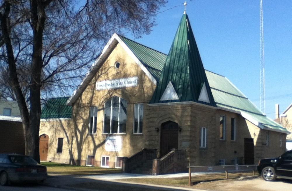 First Presbyterian Church, Portage la Prairie