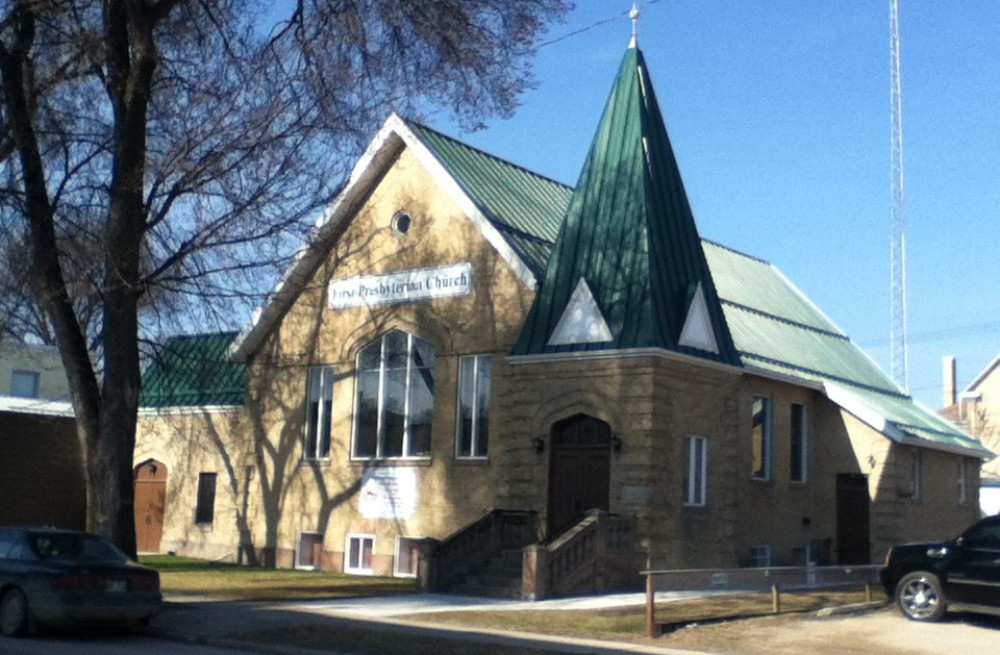 First Presbyterian Church, Portage la Prairie